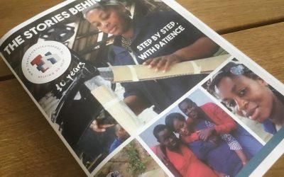 > Internationale organisatie T4T uit Hoogeveenzorgt voor werk en redt levens in Afrika