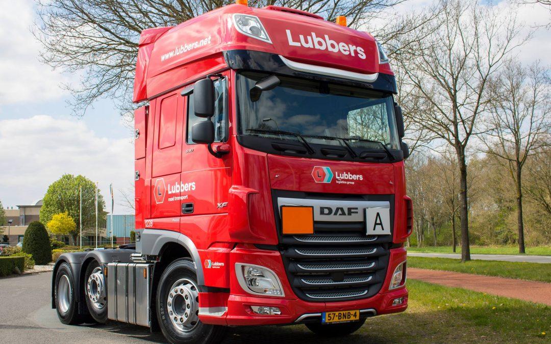 Nieuwe trucks Hartman voor Noordkaap-route, BrinkmanTrans met LZV's naar Scandinavië